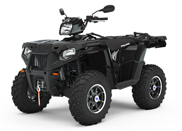 Sportsman 570 EPS Black