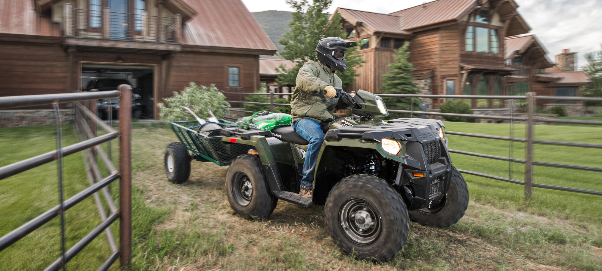 Polaris Germany-Sportsman® 570 EPS–Sportsman® 570 EPS